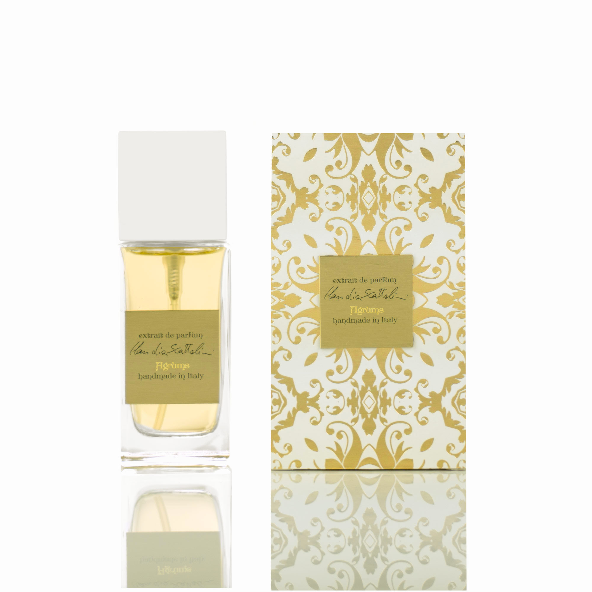 Extrait de parfum AGRUMS Agrumi