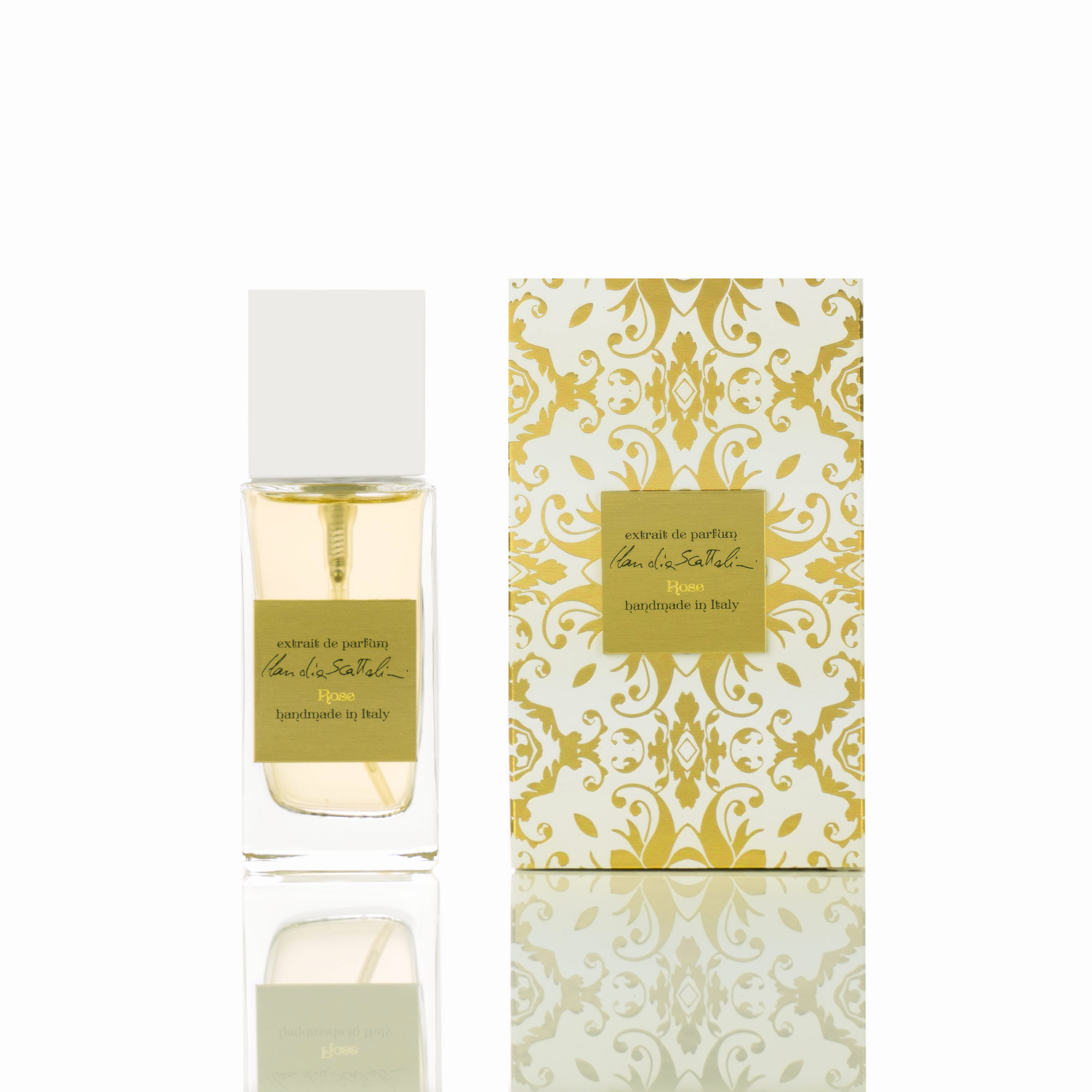 Rose - Extrait de parfum